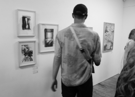 The After Life Exhibition at the Bermondsey Project Space captured by Daniella Ekundayo